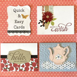 Quick & Easy Cards $6